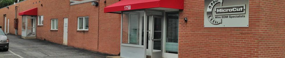 MicroCut Inc., EDM Specialists York PA - Building
